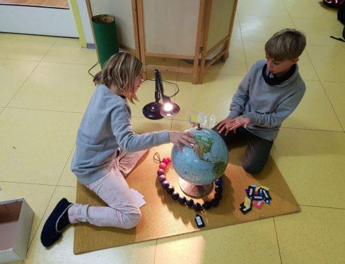 Unser Montessori-ABC – heute: die Kosmische Erziehung