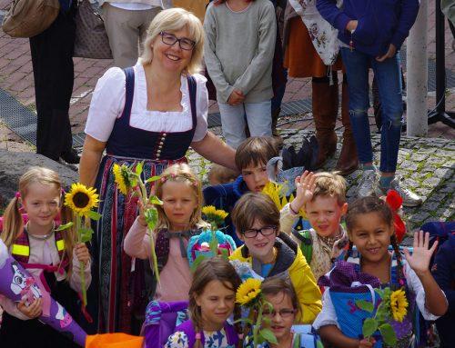 50 Jahre inklusive Montessori-Schule der Aktion Sonnenschein – ein Erfolgsmodell feiert Jubiläum